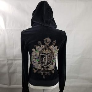 Juicy Couture Velour Sweater M